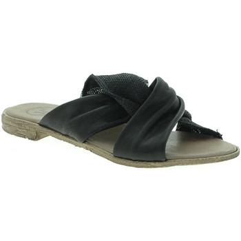 Zapatos Mujer Zuecos (Mules) 18+ 6113 Negro