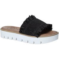 Zapatos Mujer Zuecos (Mules) 18+ 5812 Negro
