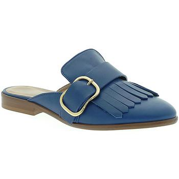 Zapatos Mujer Zuecos (Clogs) Mally 6116 Azul