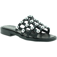 Zapatos Mujer Zuecos (Mules) Mally 6141 Negro