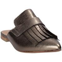 Zapatos Mujer Zuecos (Clogs) Mally 6173 Gris