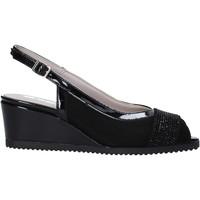 Zapatos Mujer Sandalias Comart 022889ST Negro