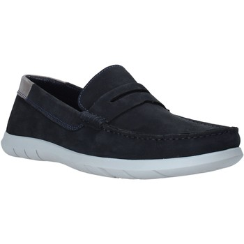 Zapatos Hombre Mocasín Impronte IM01083A Azul
