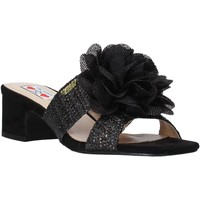 Zapatos Mujer Zuecos (Mules) Love To Love EVA583C1 Negro