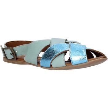 Zapatos Mujer Sandalias Bueno Shoes 9J2103 Azul