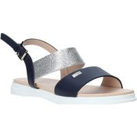 Zapatos Niña Sandalias Miss Sixty S20-SMS765 Azul