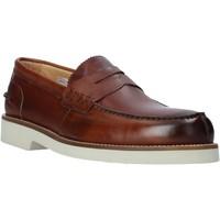 Zapatos Hombre Mocasín Exton 2102 Marrón