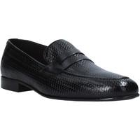 Zapatos Hombre Mocasín Exton 1021 Negro