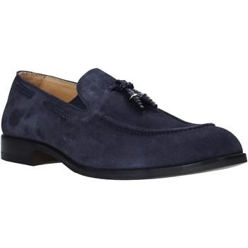 Zapatos Hombre Mocasín Exton 1111 Azul