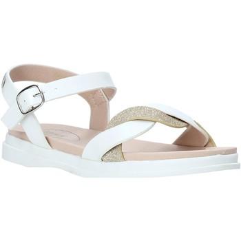 Zapatos Niña Sandalias Miss Sixty S20-SMS764 Blanco