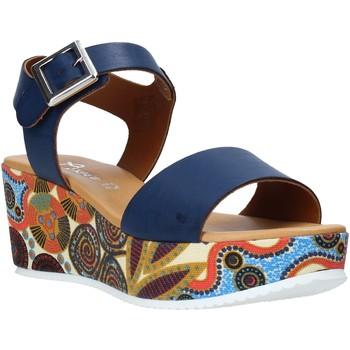 Zapatos Mujer Sandalias Grace Shoes 03 Azul
