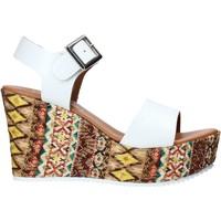 Zapatos Mujer Sandalias Grace Shoes 08 Blanco