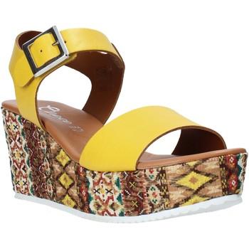 Zapatos Mujer Sandalias Grace Shoes 06 Amarillo