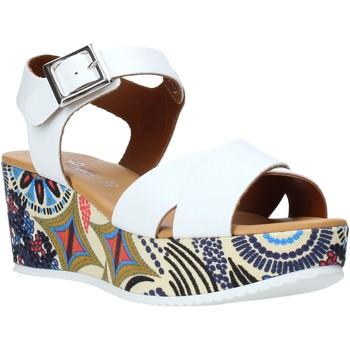 Zapatos Mujer Sandalias Grace Shoes 12 Blanco