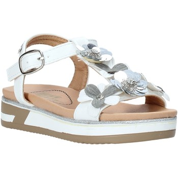 Zapatos Niña Sandalias Miss Sixty S20-SMS781 Blanco