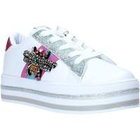 Zapatos Niña Zapatillas bajas Sweet Years S20-SSK416 Blanco