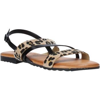 Zapatos Mujer Sandalias Jeiday JUNGLA-SALLY Negro