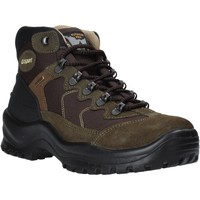 Zapatos Hombre Senderismo Grisport 10694 S3G Verde