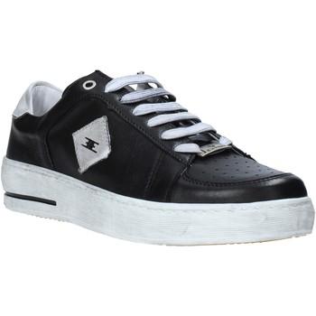 Zapatos Hombre Zapatillas bajas Exton 178 Negro