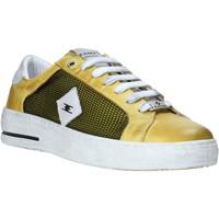 Zapatos Hombre Zapatillas bajas Exton 177 Amarillo