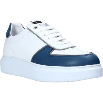 Zapatos Hombre Zapatillas bajas Exton 956 Blanco
