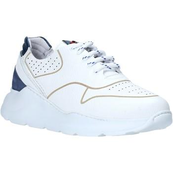 Zapatos Hombre Zapatillas bajas Exton 237 Blanco