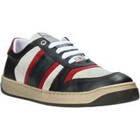 Zapatos Hombre Zapatillas bajas Exton 310 Verde