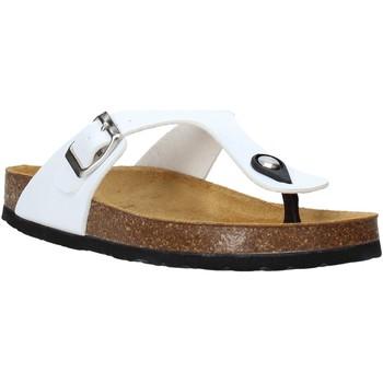 Zapatos Niños Chanclas Bamboo BAM-222 Blanco