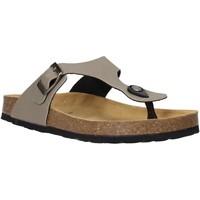 Zapatos Niños Chanclas Bamboo BAM-222 Beige