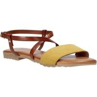 Zapatos Mujer Sandalias Jeiday YARA-SALLY Amarillo