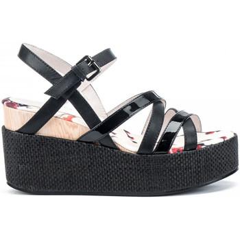 Zapatos Mujer Sandalias Lumberjack SW40006 003 O20 Negro