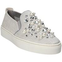 Zapatos Mujer Slip on The Flexx B108_56 Gris