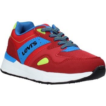 Zapatos Niños Zapatillas bajas Levi's VBOS0010T Rojo