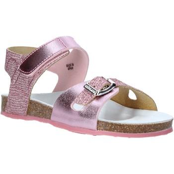 Zapatos Niña Sandalias Grunland SB1501 Rosado