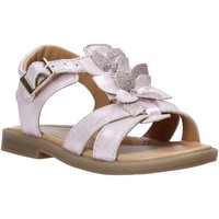 Zapatos Niña Sandalias Grunland PS0062 Rosado