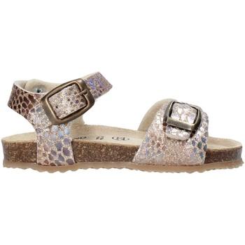 Zapatos Niña Sandalias Grunland SB1553 Beige