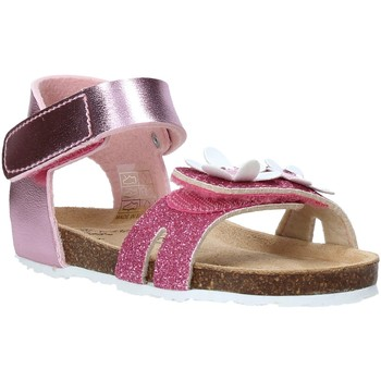 Zapatos Niña Sandalias Grunland SB1545 Rosado