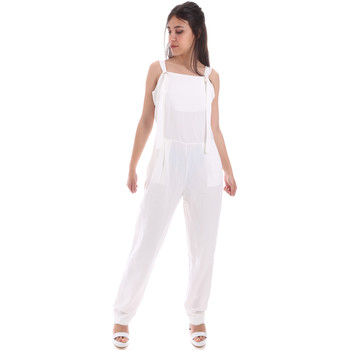 textil Mujer Monos / Petos Gaudi 011BD25049 Blanco