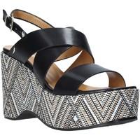 Zapatos Mujer Sandalias Grace Shoes 104010 Negro