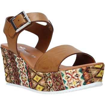 Zapatos Mujer Sandalias Grace Shoes 06 Marrón