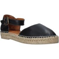 Zapatos Mujer Sandalias Bueno Shoes L2902 Negro