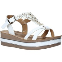 Zapatos Niña Sandalias Joli JT0085S Blanco