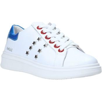 Zapatos Niños Zapatillas bajas Holalà HS0064L Blanco