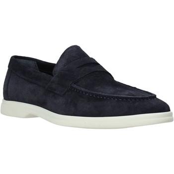 Zapatos Hombre Mocasín Marco Ferretti 161408MF Azul