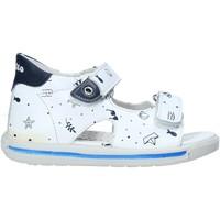 Zapatos Niños Sandalias Falcotto 1500779 02 Blanco