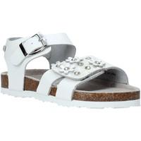Zapatos Niña Sandalias Miss Sixty S20-SMS795 Blanco