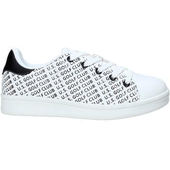 Zapatos Niños Zapatillas bajas U.s. Golf S20-SUK621 Blanco