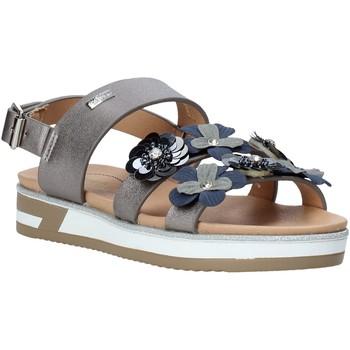 Zapatos Niña Sandalias Miss Sixty S20-SMS780 Gris