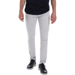 textil Hombre Pantalones chinos Les Copains 9U3320 Gris