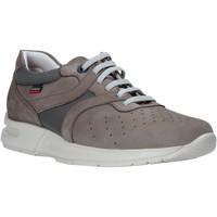 Zapatos Hombre Zapatillas bajas CallagHan 91313 Gris